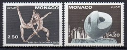 Monaco - 1993 - Yvert N° 1875 & 1876 ** - Europa - Nuovi