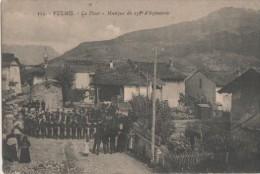 Vulmis - La Place - Musique Du 158ème D'infanterie - Autres Communes