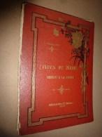 1901    ETUDES De FLEURS Dessins à La PLUME     Dont Signatures De  L. Gangneron - Estampes & Gravures