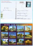 ÖSTERREICH AUSTRIA AUTRICHE - AK Postcard 2588 Ferienland - Wien   (026935) - 1945-.... 2. Republik