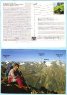 ÖSTERREICH AUSTRIA AUTRICHE - AK Postcard 2515 Ferienland - Pitztal    (026933) - 1945-.... 2. Republik