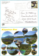 ÖSTERREICH AUSTRIA AUTRICHE - AK Postcard 2513 Ferienland - Klopeiner See   (026932) - 1945-.... 2. Republik