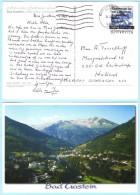 ÖSTERREICH AUSTRIA AUTRICHE - AK Postcard 2512 Ferienland - Bad Gastein   (026930) - 1945-.... 2. Republik