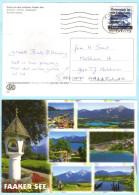 ÖSTERREICH AUSTRIA AUTRICHE - AK Postcard 2512 Ferienland - Faaker See   (026929) - 1945-.... 2. Republik
