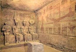 CPSM Temple D'Abu Simbel  L1881 - Abu Simbel