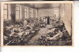 RUSSLAND - 1.Weltkrieg, Andacht Durch Den Popen Im Russischen Lazarett, 1915 - Russland