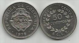 Costa Rica 50 Centimos 1978. High Grade - Costa Rica