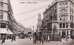 LONDON - Holborn Circus - London