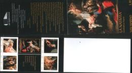San Marino 2006 Libretto Carnet Booklet  Natale Christmas Noel (Tiepolo)  5v ** MNH Complete Set - San Marino