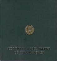 Buch Mit Münze, Nummerierte Ausgabe; Über Die Münzen Von Breslau Bis Niederschlesien - Literatur & Software