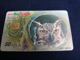 BULGARIA-Owl-used - Bulgarie