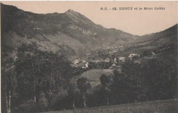 Doucy En Bauges Et Le Mont Julioz - France