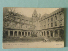 CAEN - Le Lycée - Caen