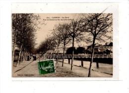Lannion ,  Les Quais , Pont Du Chemin De Fer - Lannion