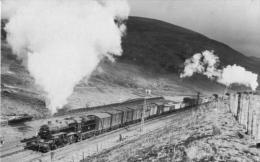 LMS Crab 2-6-0 Goods Train Harthope - Railway