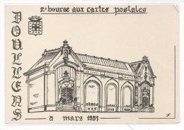 DOULLENS - 2° Bourse Aux Cartes  Postales _ 1981 (76843) - Doullens