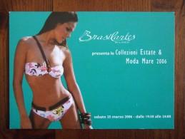 Brasilartes Sexy Female Carte Postale - Pin-Ups