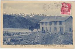 La Maison Des Gardes Aux BOUILLOUSES, Alt. 2.022m. - Frankreich