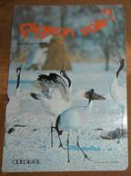 Pigeon vole ?