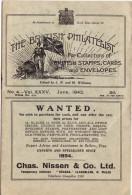 Magazine The British Philatelist June 1942 Stamp Collector - Englisch (ab 1941)