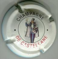 CAPSULE-CHAMPAGNE DE CASTELLANE-N°37 - De Castellane