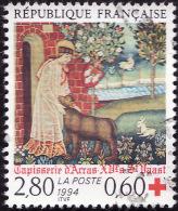 FRANCE  1994   -  Y&T  2915 -  Tapisserie D´Arras  - Oblitéré - Used Stamps