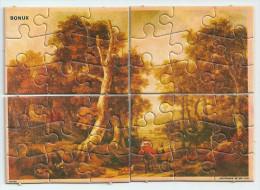 Bonux Puzzle Paysage 36 Pièces Neuf - Puzzles