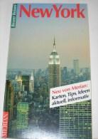 "New York - Merian - Reiseführer ""Besser Reisen"" - Nord- & Südamerika"