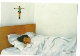 "CPM   Pub PlayStation 2  ""Lara Croft""   1999  Photo  Jo Magrean - Advertising"
