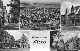 GRUSS AUS ALZEY - Alzey