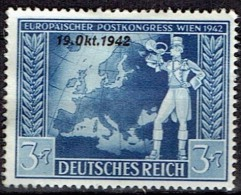 GERMANY # STAMPS FROM YEAR 1942  STANLEY GIBBONS 813 - Unused Stamps