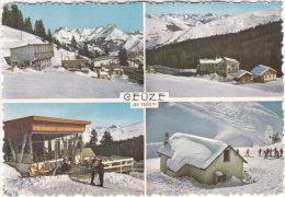 05. Gf. CEUZE. 4 Vues. 1986 - Francia