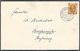 KIRCHWEYHE / BZ. BREMEN - 1956 - BRD