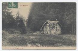 88-COL DU PAGE, LE REFUGE FORESTIER, ENTREE BUSSANG ET VENTRON  -RECTO/VERSO -C14 - Col De Bussang