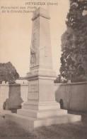 30L - 38 - Heyrieux - Isère - Monument Aux Morts De La Grande Guerre - Jourdan - France