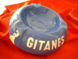 Cendrier GITANES (grand Modèle) - Porcelaine