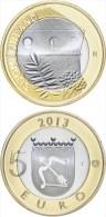 """FINLANDIA / FINLAND  5€  2.013  2013  BIMETÁLICA  SC/UNC   """"SAVONIA""""   T-DL-11.287 - Finlandía"""