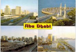 Asie - Emirats Arabes Unis - Abu Dhabi - Emirats Arabes Unis