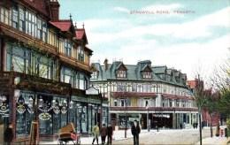 STANWELL ROAD - PENARTH - GLAMORGAN - PENARTH POSTMARK - 1911 - Glamorgan