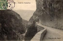 LOVAGNY - Route Du VAL De FIER - Haute Savoie - 74 - 1907 - Près D´ANNECY - G42 - Lovagny
