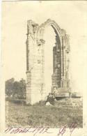 Avignon Ruines D Une Chapelle A Bellevue - Avignon