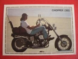 PANINI Super Moto, CHOPPER XII, N°200 - Edizione Francese