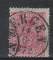 W2099 - NORVEGIA , Il N. 9 Usato . Difetti - Norway