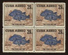 Cuba (Republic) Scott #C190, 1958, Never Hinged - Luftpost