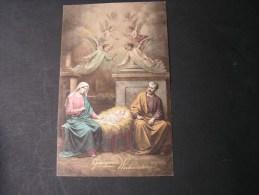 == Heilige Familie , Engel 1913  Super Stempel Verein Gegen Das Bestechungwesen - Engel