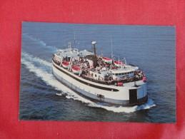 MV Islander   Cape Cod Nantucket-----   Ref 1773 - Ferries