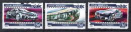 Tim 0216 Maldives Transport Electric Electrical Car Auto BMW Tram Tesla - Sin Clasificación