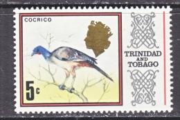 Trinidad & Tobago  146   *  BIRD - Trinidad & Tobago (1962-...)