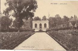 REIMS - 51 -  Jardin-Ecole  - VAN - - Reims