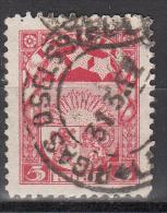 Latvia     Scott No   105   Used    Year  1921 - Lettland